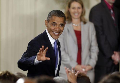 Obama menganggap Jay-Z dan isterinya, penyanyi Beyonce sebagai rakan baik.