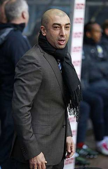 Di Matteo dipecat kerana gagal memberi keputusan baik kepada kelab.