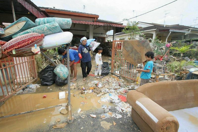 Pengajaran Dari Pengalaman Banjir Besar Rencana Mstar