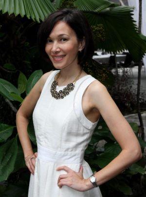 Deanna Yusoff. Foto RICKY LAI