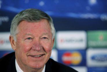 Sir Alex Ferguson. Foto AP