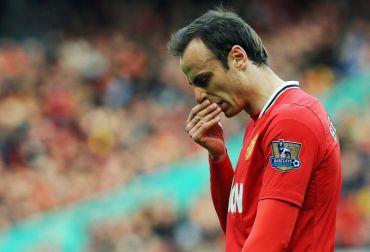 Berbatov ingin meninggalkan Manchester United kerana kecewa.