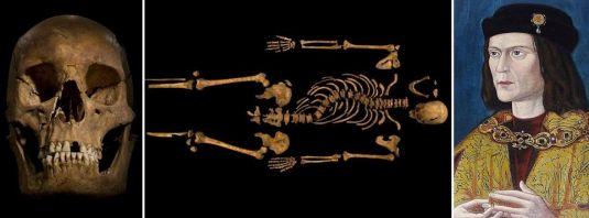 Penemuan rangka berusia 500 tahun disahkan milik King Richard III. -Foto Ehsan Mail Online