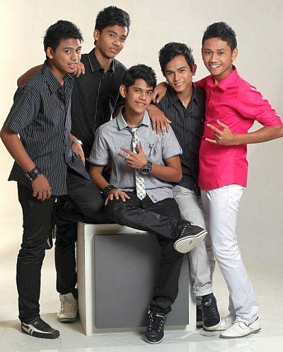 Qalam Band pertaruhkan single lagu pertama mereka, 'Dilamun Rindu'. Foto AZMAN GHANI