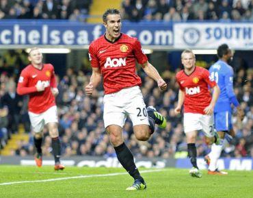 Van Persie bakal berdepan dengan bekas kelabnya, Arsenal pada Sabtu ini.