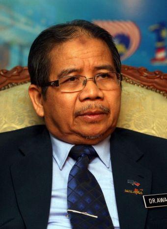 Dr Awang Sariyan.