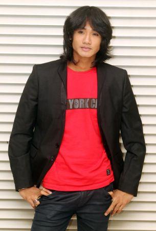 Nomad mengakui gementar apabila bakal mengembangkan kariernya di Indonesia. Foto S.S. KANESAN.