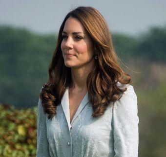 Kate Middleton. Foto AP