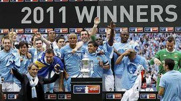 Pasukan Manchester City dinobatkan juara Piala FA selepas menewaskan Stoke City 1-0, Sabtu.